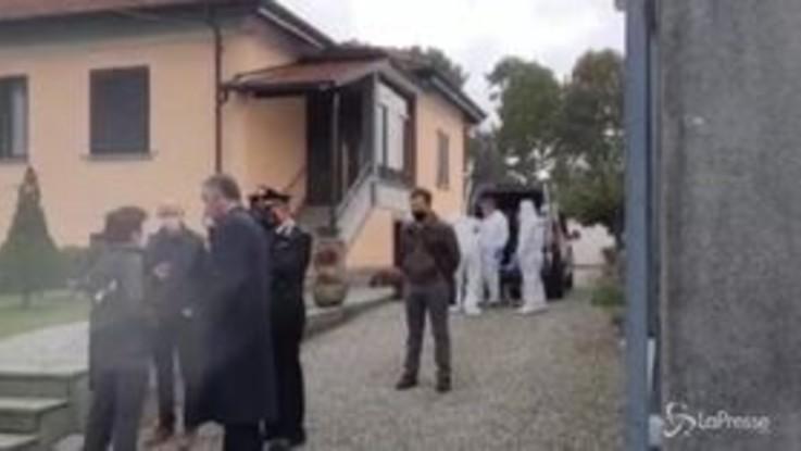 Omicidio nel Torinese, donna accoltellata in casa