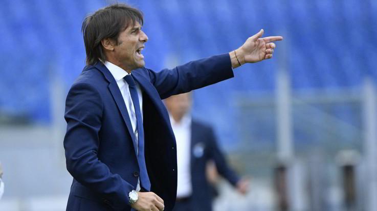 """Inter, Conte: """"Milan forte, incontreremo difficoltà"""""""