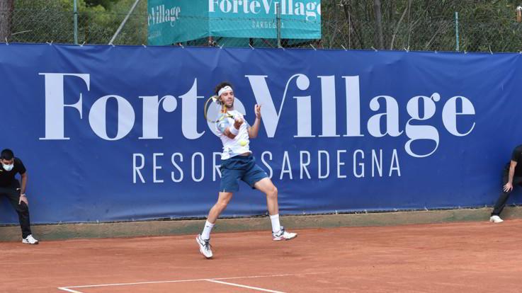 Forte Village Sardegna Open, Sartori: Cecchinato si è ritrovato, merito è tutto suo