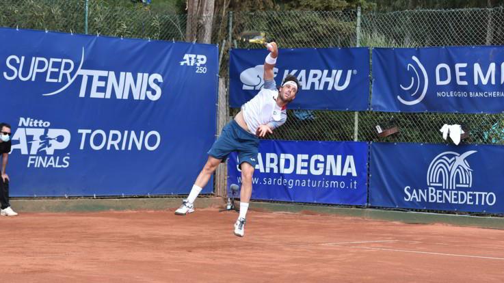 Tennis, Forte Village Sardegna Open: trionfa Djere, battuto Cecchinato
