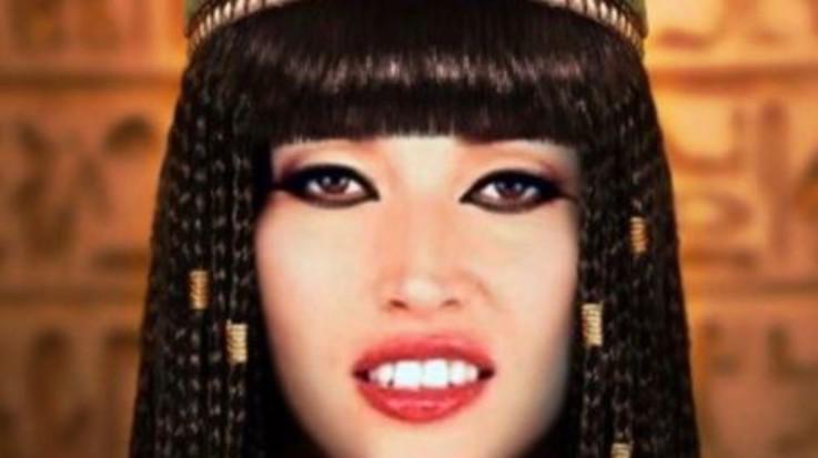"""Nina Zilli ha il Covid, il post """"come Cleopatra in quarantena"""""""
