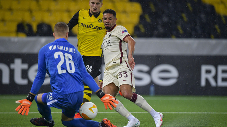 Europa League: Young Boys-Roma 1-2 il finale