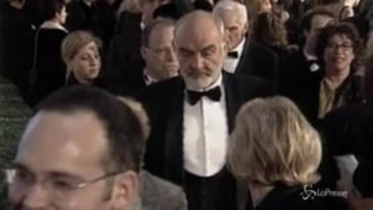 Cinema: addio a un mito, è morto Sean Connery