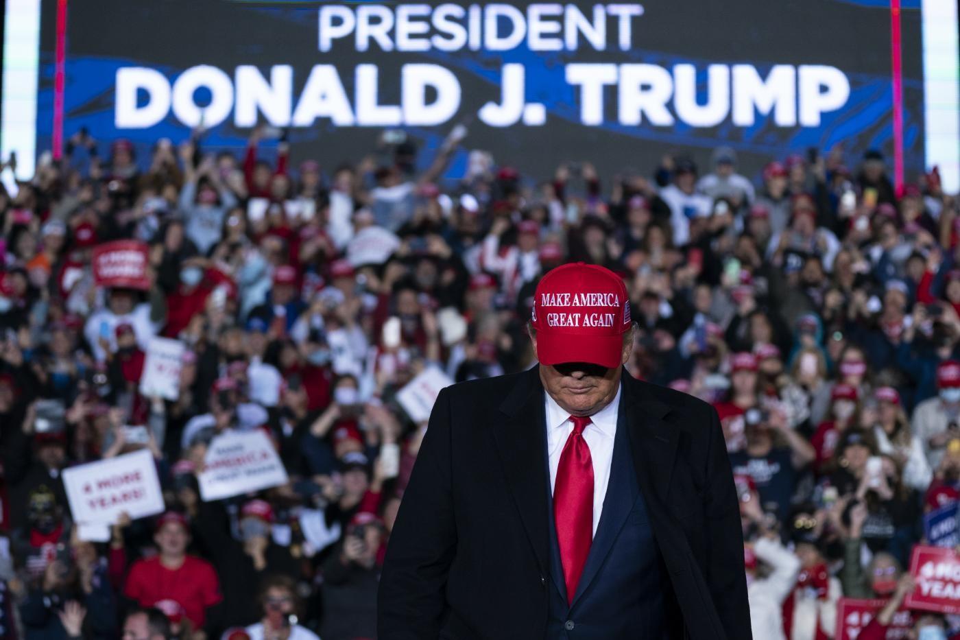 Trump: da costruttore rampante a politico divisivo