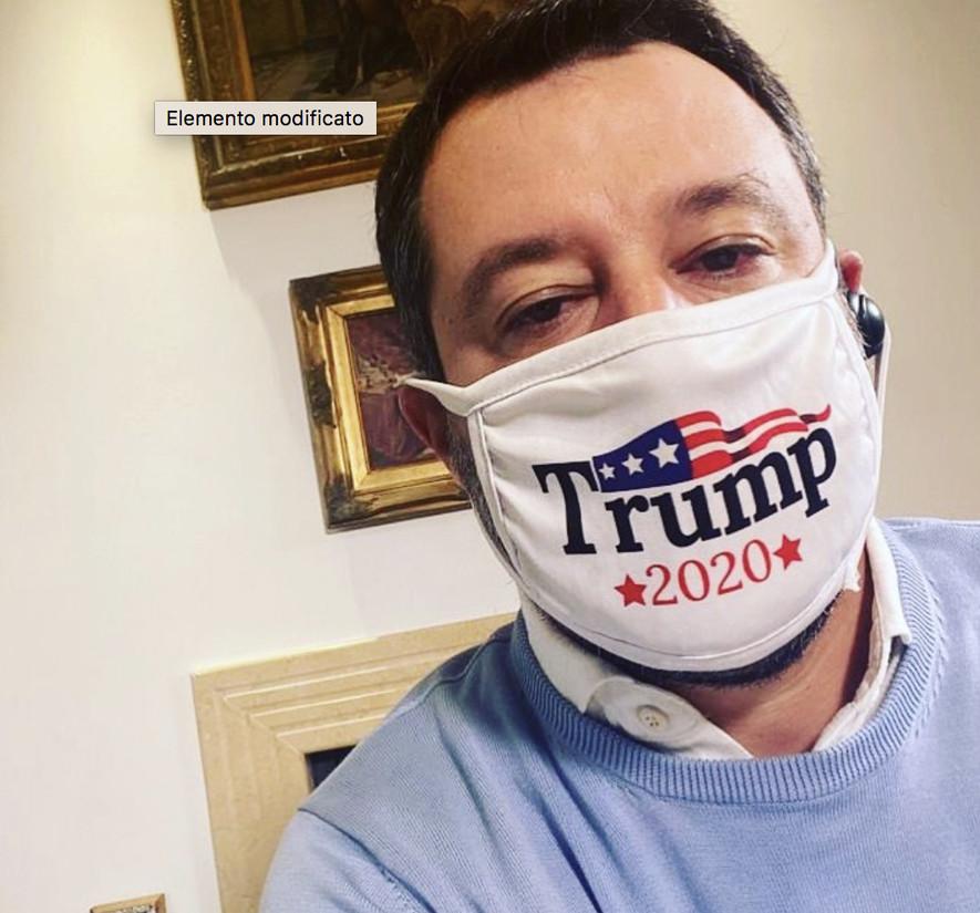 Salvini: Ha ragione Trump su brogli, mi aspetto sorprese