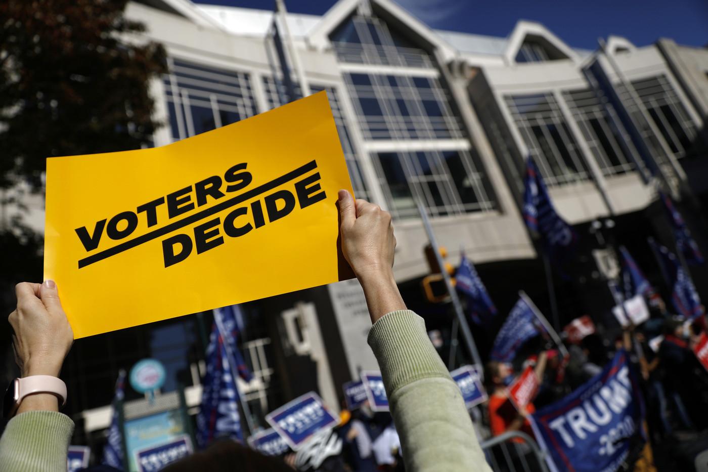 Usa 2020, Amministratori statali ed esperti smentiscono Trump: elezioni senza anomalie