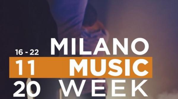 Al via la Milano Music Week per un'edizione tutta in streaming