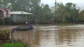 L'uragano Iota arriva in Nicaragua