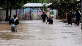 Honduras, l'uragano Iota colpisce zone già in precedenza allagate