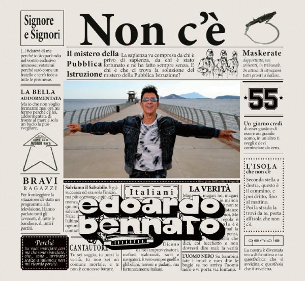 Torna Edoardo Bennato con 'Non c'è': In mondo confuso resta l'ironia