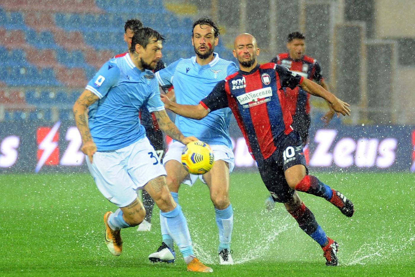 Crotone vs Lazio - Serie A TIM 2020/2021