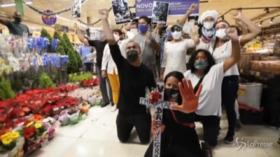 Brasile, proteste per l'uccisione di un uomo di colore da parte di due vigilantes