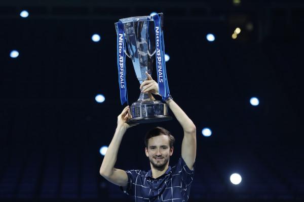 ATP Finals, è Daniil Medvedev il Maestro 2020