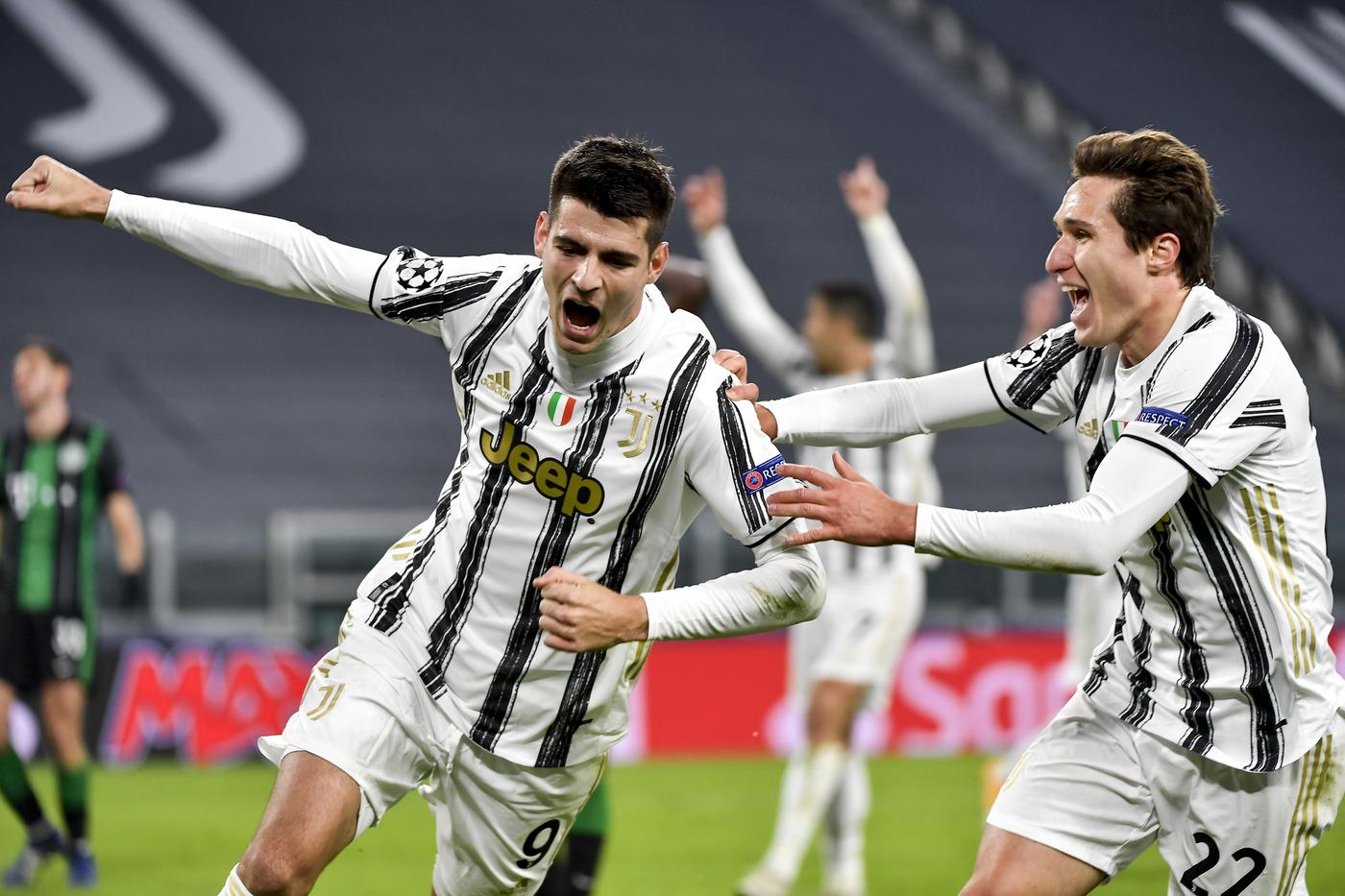 Juventus Fc vs Ferencvaros - Uefa Champions League 2020 2021