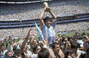 Maradona: ecco il trailer ufficiale della serie