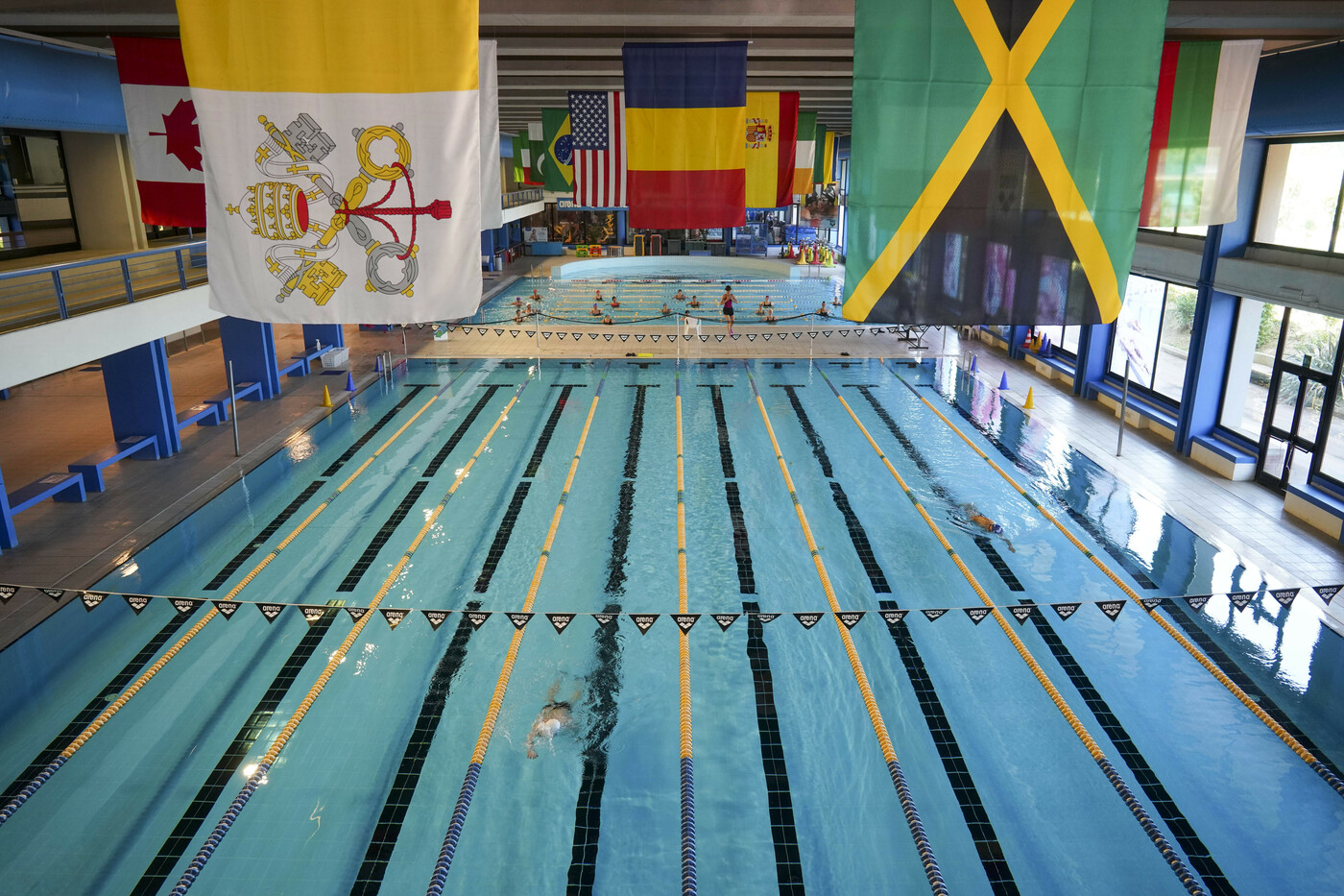 Coronavirus Italia, Fase 2: riaprono piscine e palestre