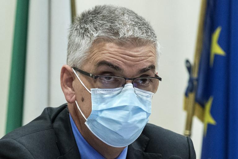 Conferenza stampa di Brusaferro e Rezza sulla situazione epidemiologica Covid-19