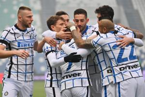 Sassuolo vs Inter - Serie A TIM 2020/2021
