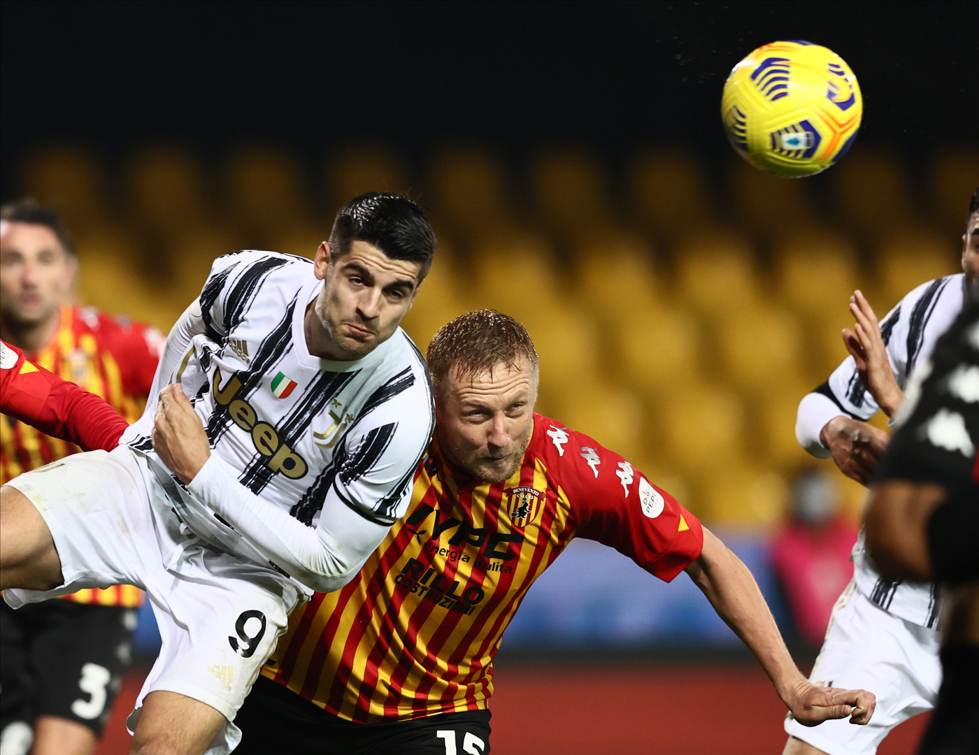 Benevento vs Juventus - Serie A TIM 2020/2021