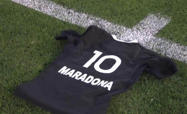Maradona, l'emozionante Haka degli All Blacks per il Pibe de Oro