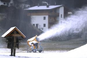 Sci, l'Austria apre le piste