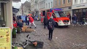 Orrore in Germania, auto su pedoni: morti e feriti - LaPresse