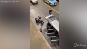 Strage di pedoni in Germania, arrestato il conducente dell'auto: orrore a Treviri - LaPresse