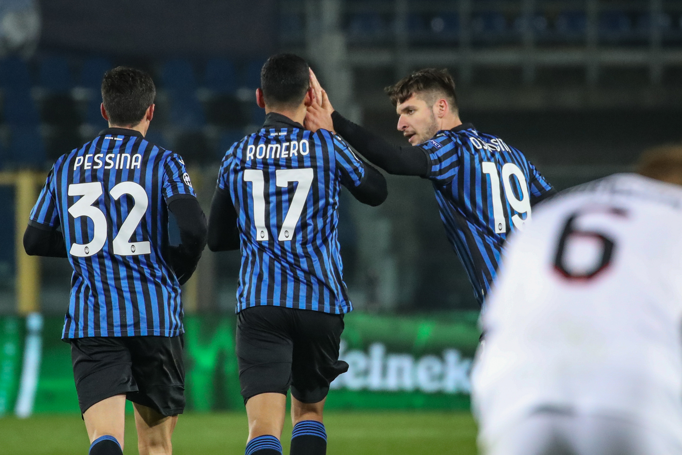 Atalanta Vs Midtjylland - Uefa Champions League