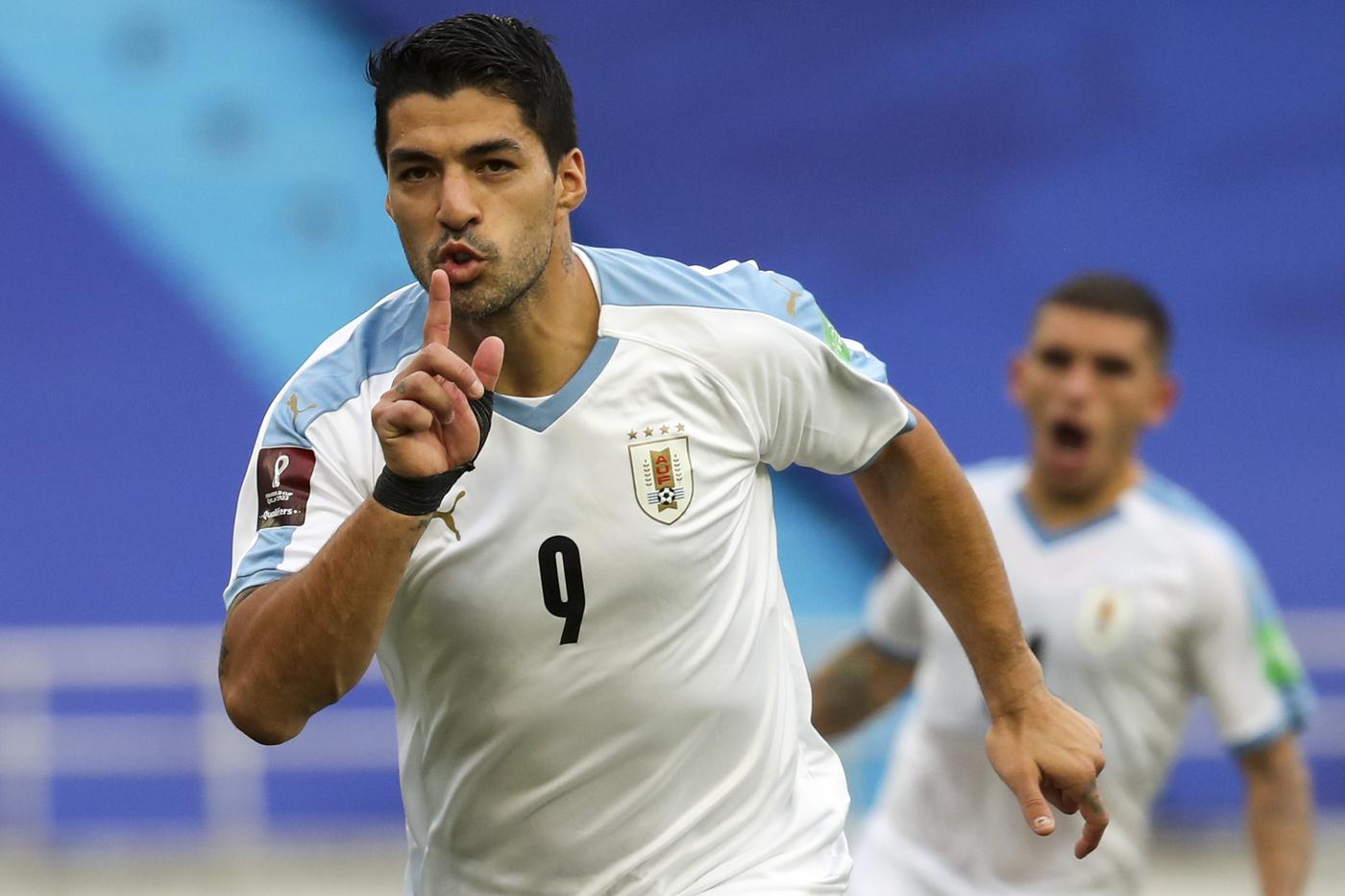 Colombia vs Uruguay - Qualificazioni mondiali