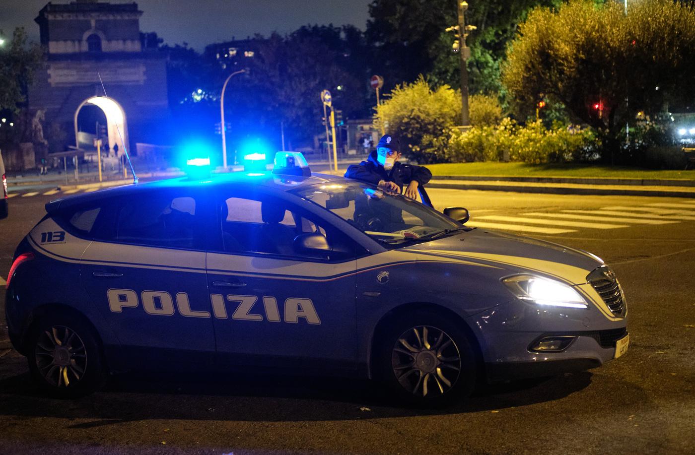 Emergenza Coronavirus a Roma: coprifuoco notturno e chiusura delle aree di ritrovo
