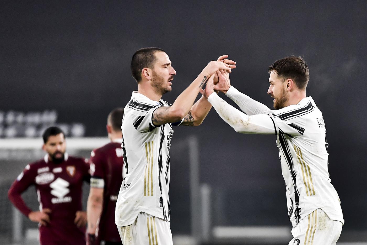 Juventus vs Torino - Serie A TIM 2020/2021