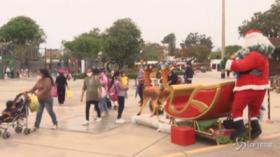 Perù, Natale in anticipo allo zoo de Las Leyendas di Lima