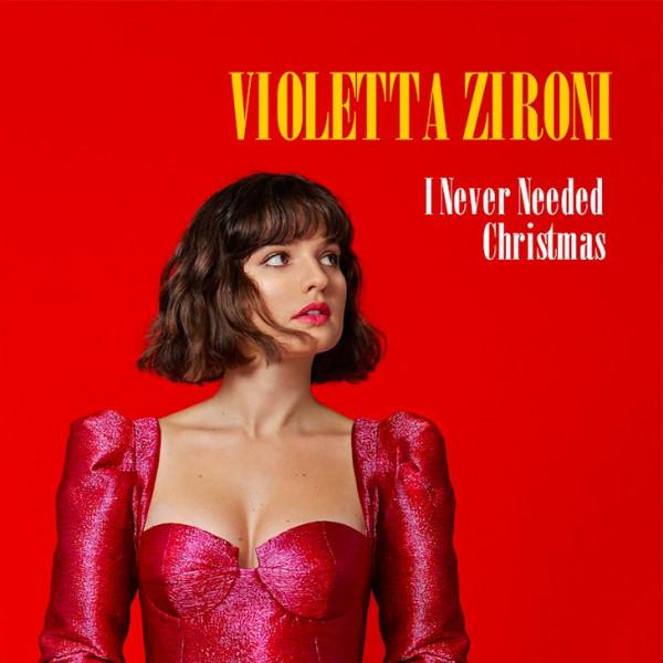 Musica, singolo 'natalizio' per Violetta Zironi: protagonista anche su Netflix