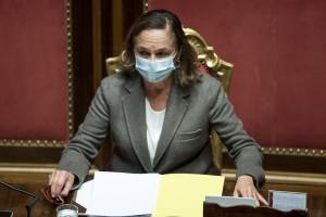Senato - Informativa del ministro Lamorgese sui recebti disordini in alcune città italiane