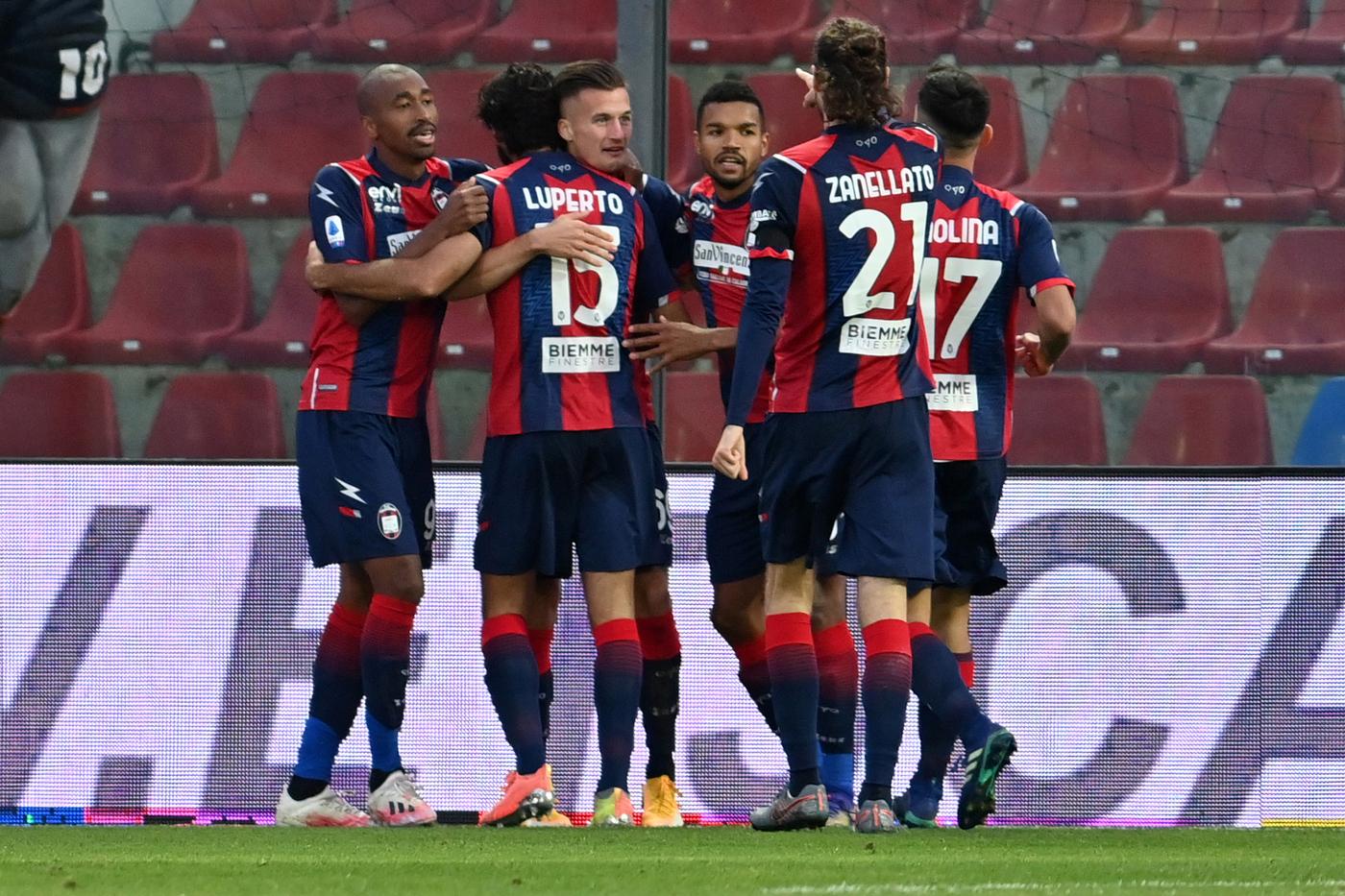 Crotone vs Spezia - Serie A TIM 2020/2021