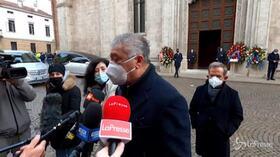 """Funerali Paolo Rossi, Altobelli: """"Avrei voluto accompagnarlo stringendogli la mano"""""""