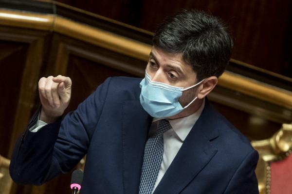 Senato - Comunicazioni di Roberto Speranza su misure contro emergenza Covid-19