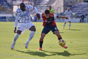 Cagliari vs Inter - Serie A TIM 2020/2021