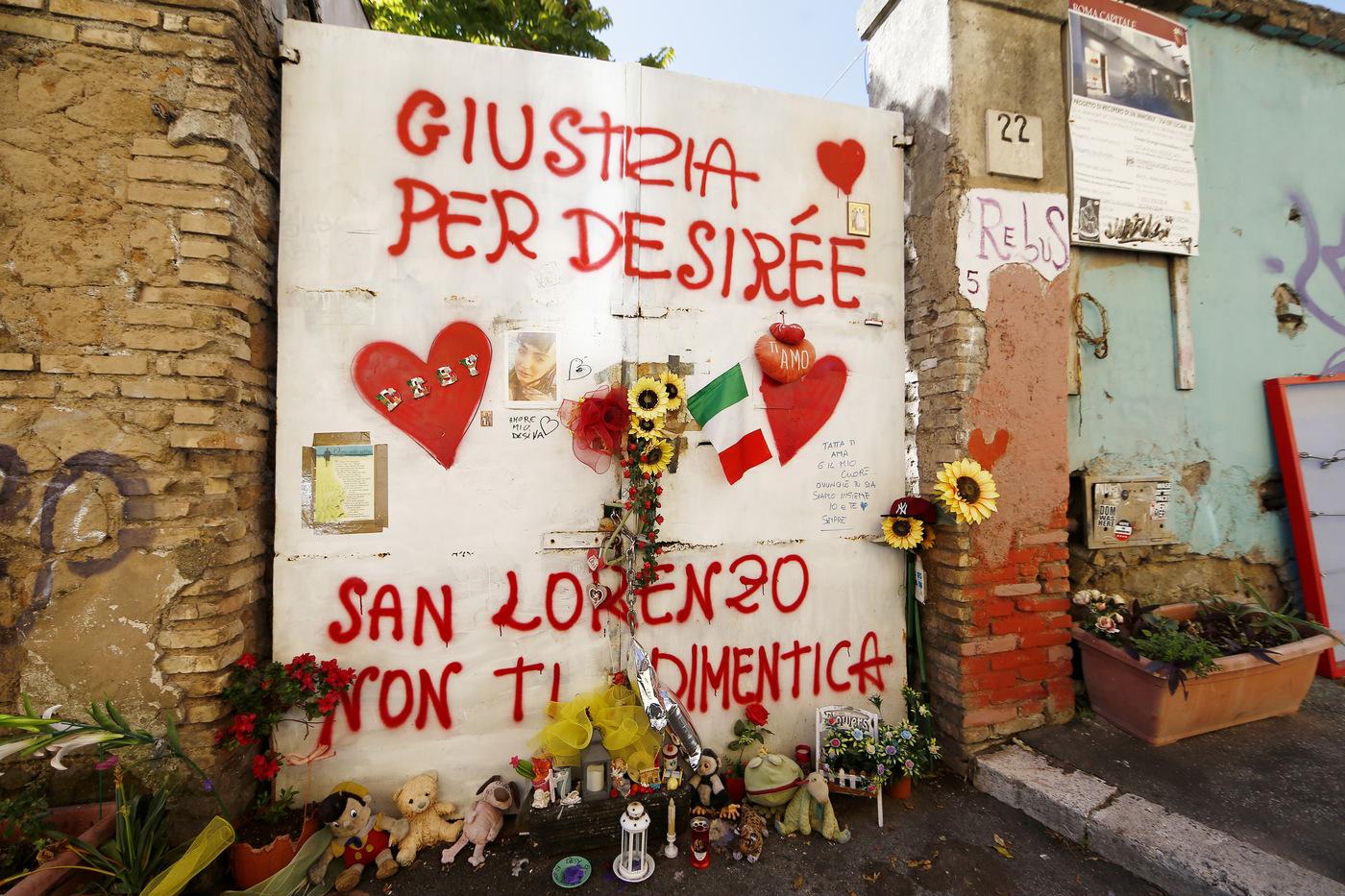 Omicidio Desirée Mariottini, processo al via