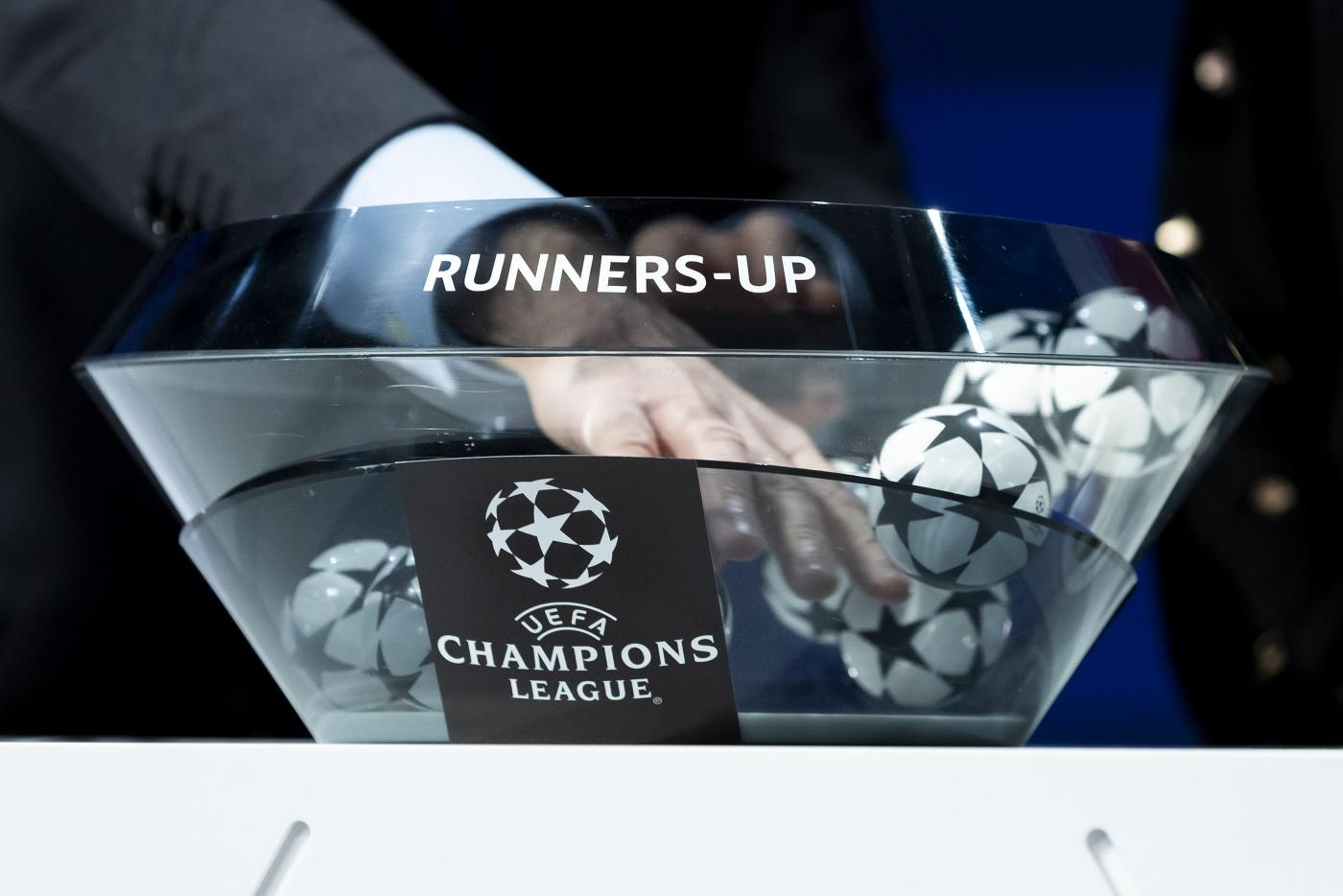 SUI, UEFA CL, Auslosung