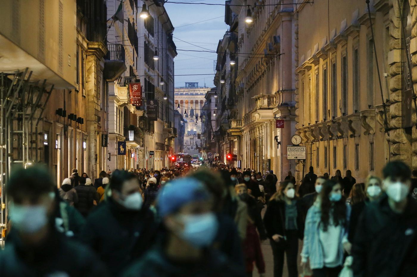 Black Friday a Roma