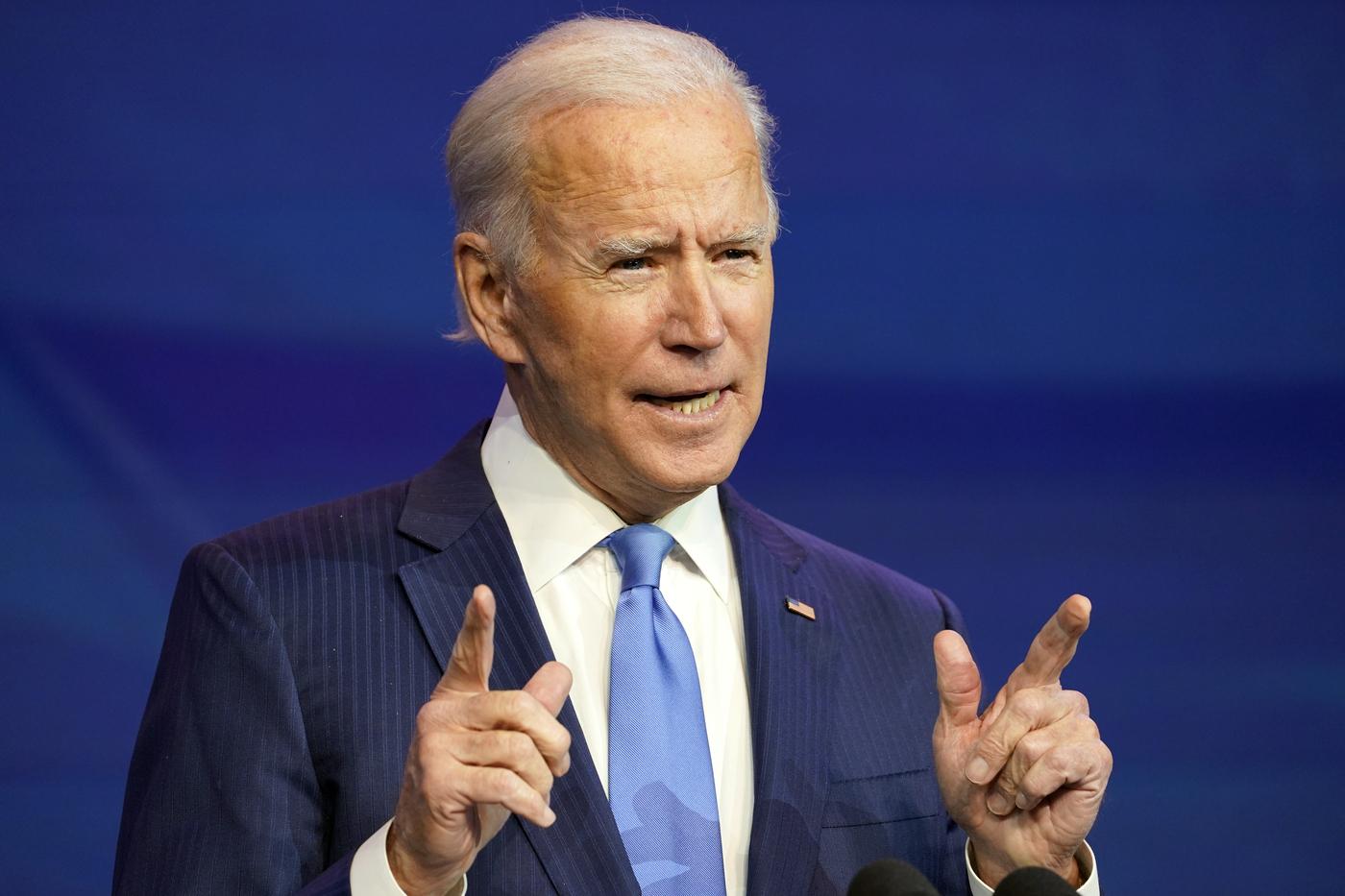 Wilmington, Joe Biden annuncia la sua scelta per diversi incarichi nella sua amministrazione