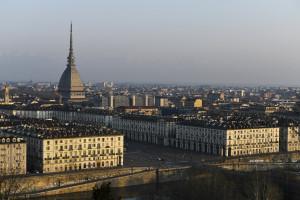 Coronavirus, Torino durante la quarantena
