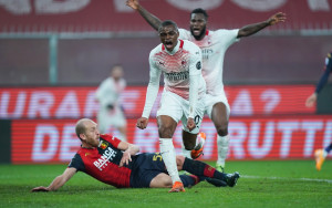 Genoa vs Milan - Serie A TIM 2020/2021