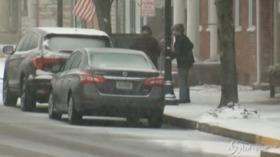 Usa, tempesta di neve nel nord-est: particolarmente colpite Pennsylvania e Virginia