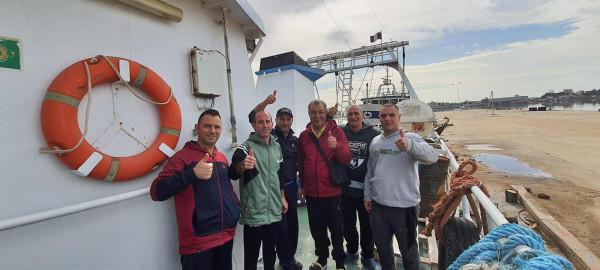 """Liberati i pescatori italiani in Libia. Conte: """"Buon rientro a casa"""""""