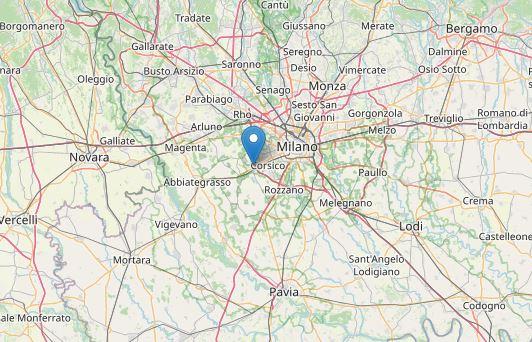 Scossa di terremoto a Milano avvertita in diverse zone