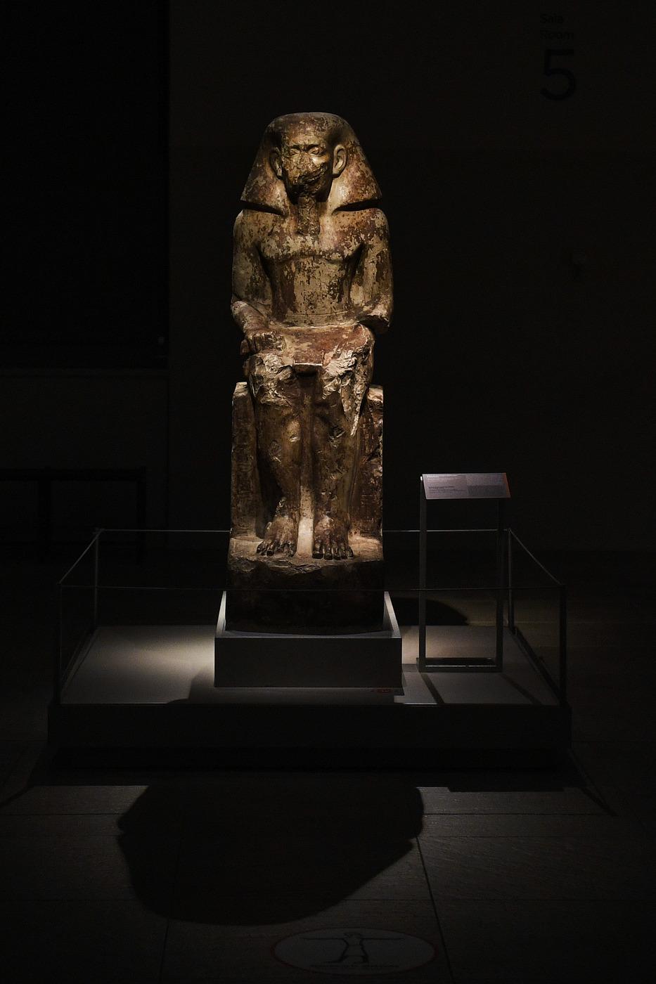 Torino, il Museo Egizio riapre al pubblico dopo la lunga chiusura per l'emergenza sanitaria