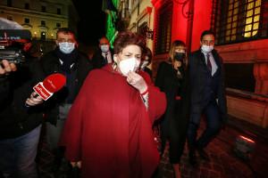 Dichiarazioni dopo l'incontro di Italia Viva con il presidente Giuseppe Conte