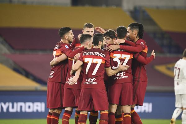 Roma vs Torino - Serie A TIM 2020/2021